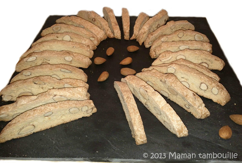 Read more about the article Croquants aux amandes