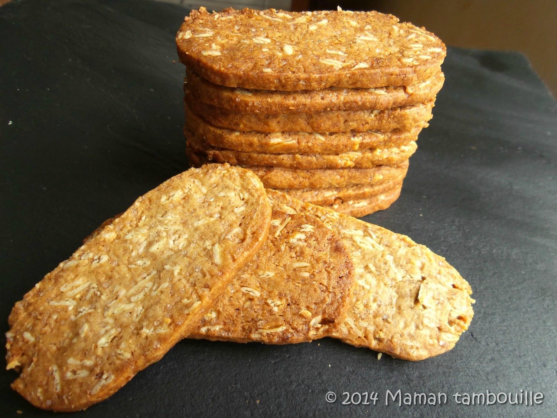 Les biscuits façon Belvita
