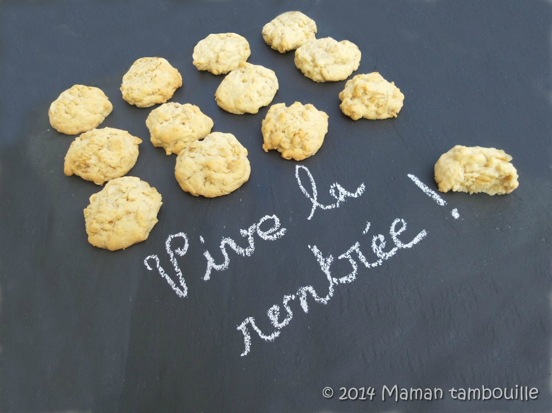 Read more about the article Cookies aux flocons d'avoine