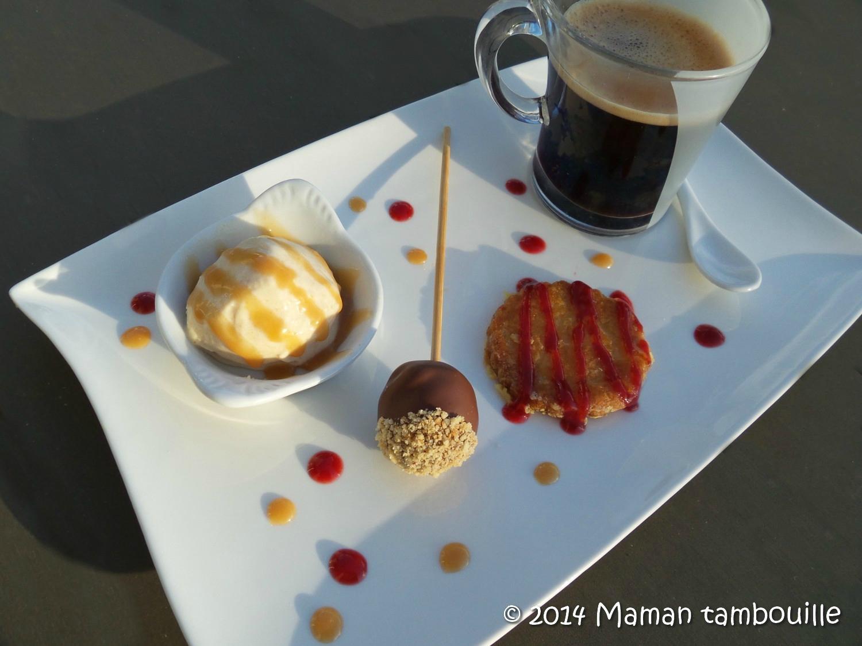 Café gourmand La Trinitaine