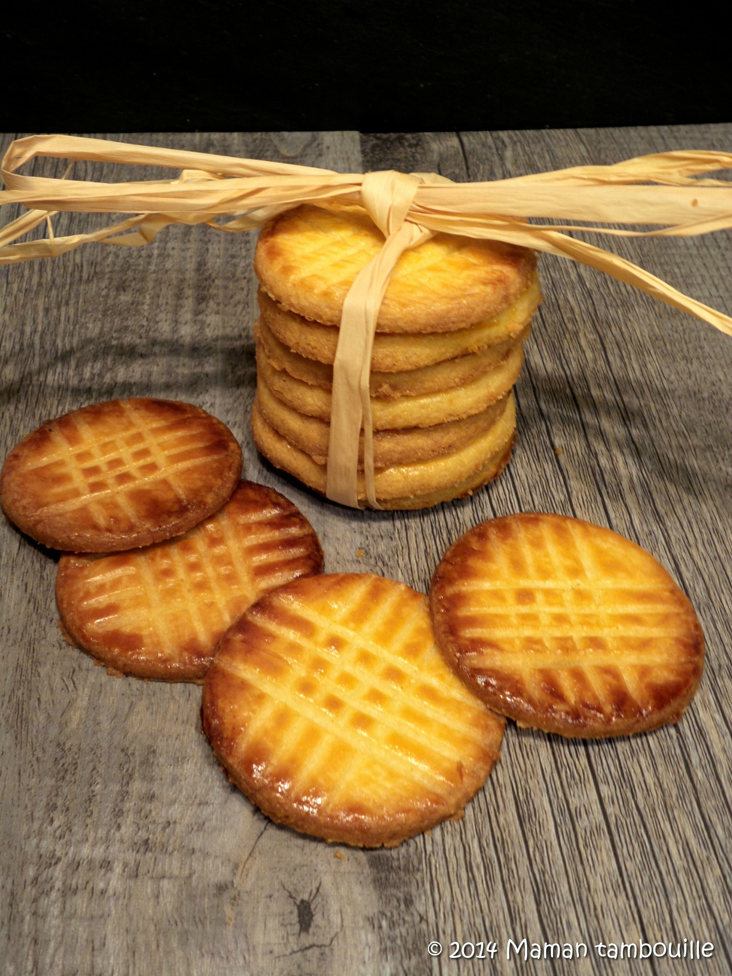 You are currently viewing Galettes sablées bretonnes