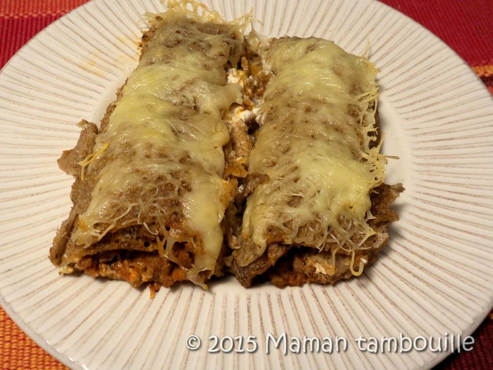 Cannellonis Bigouden