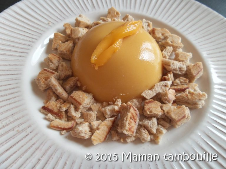 Read more about the article Dôme mangue passion