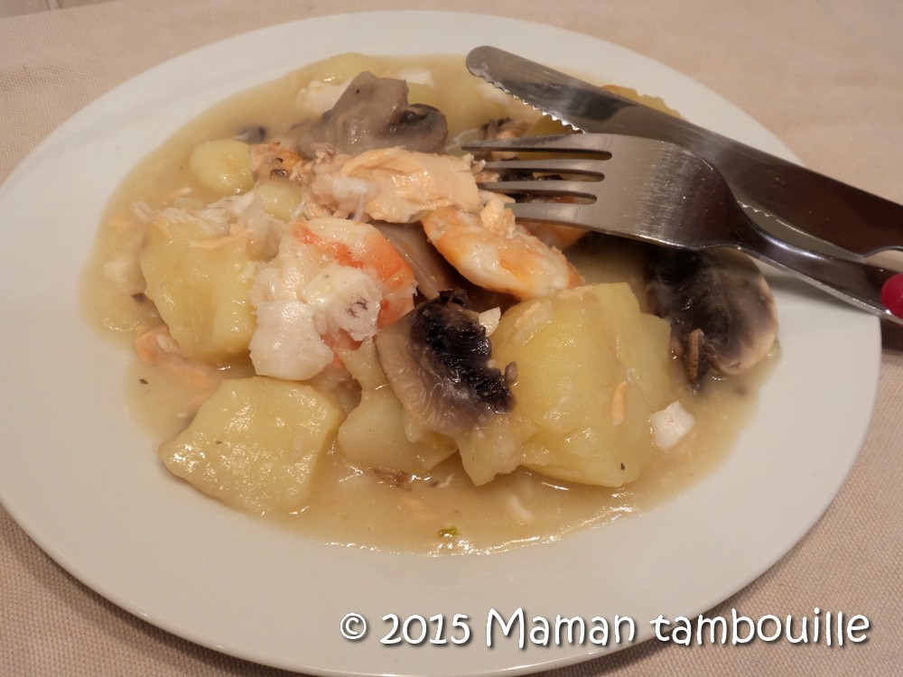 You are currently viewing Gratin de poisson