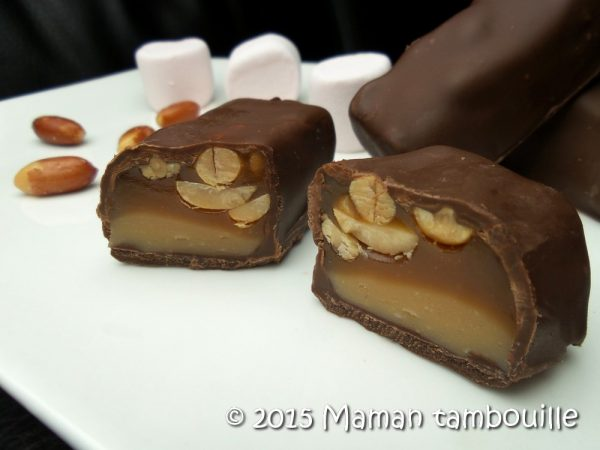 Snickers maison