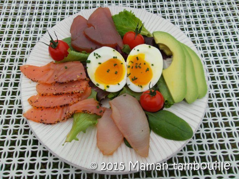 Read more about the article Assiette de poissons fumés