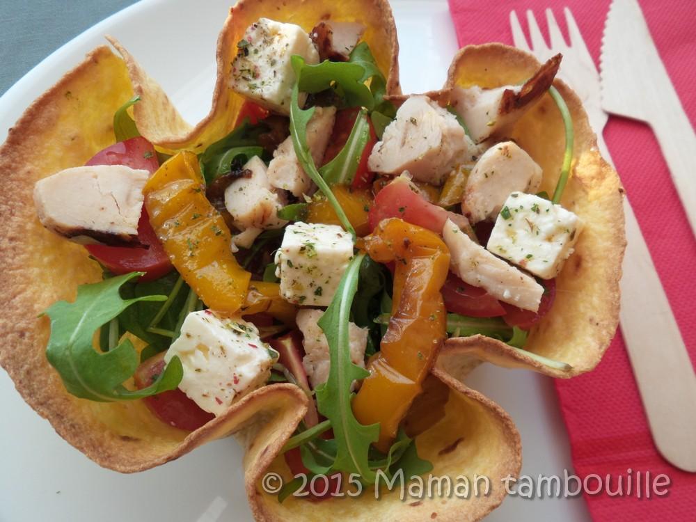Read more about the article Corolle de salade du soleil