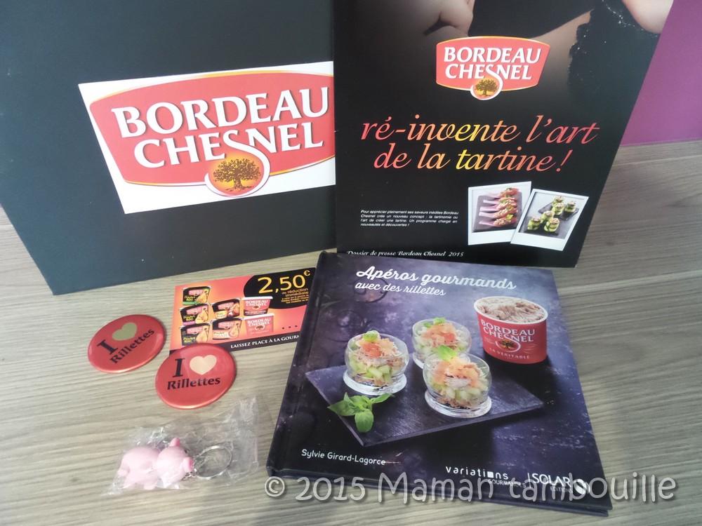 You are currently viewing Partenaire Bordeau Chesnel et jeu concours
