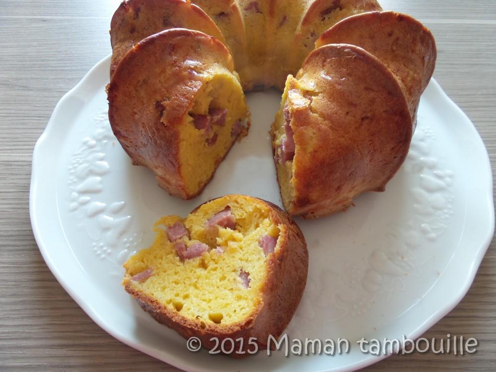 Cake franc-comtois