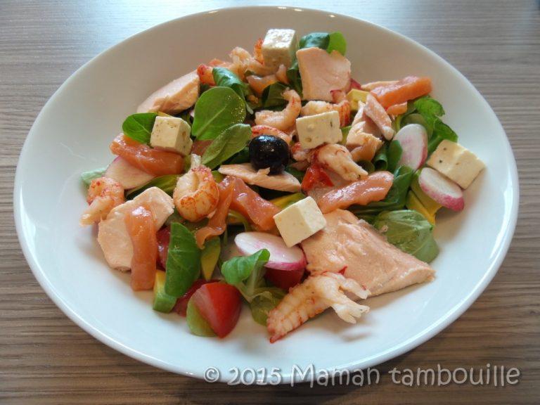 Read more about the article Salade de la mer