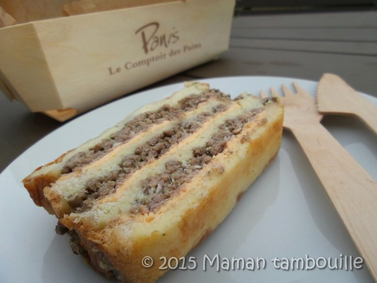 Read more about the article Cake croque au boeuf