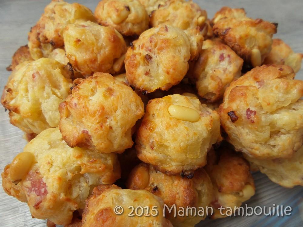 Cookies apéritifs aux oignons