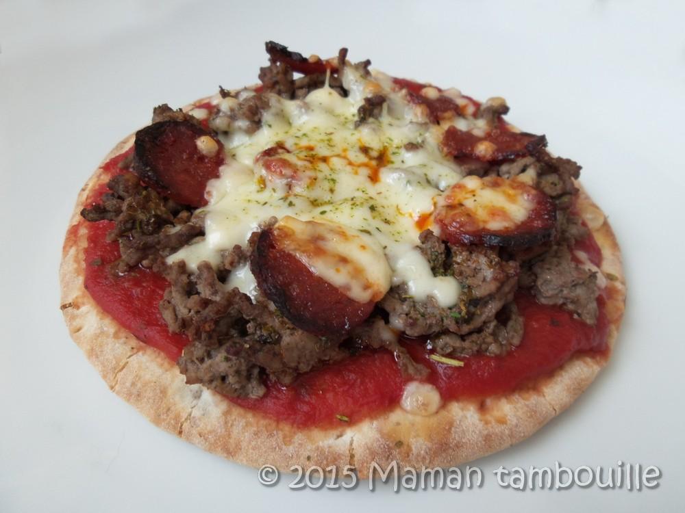 Mini pizza express