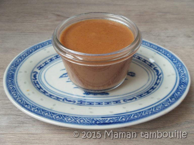 Read more about the article Sauce satay