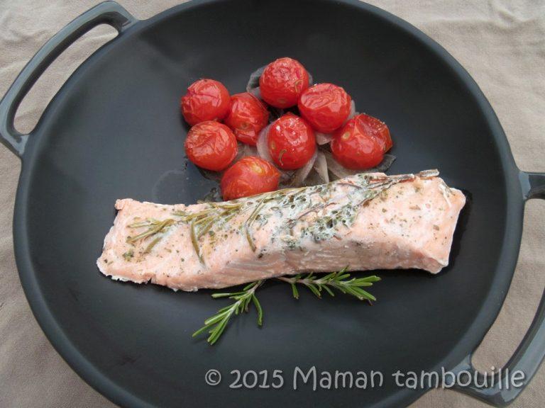 Read more about the article Saumon cuisson sous-vide
