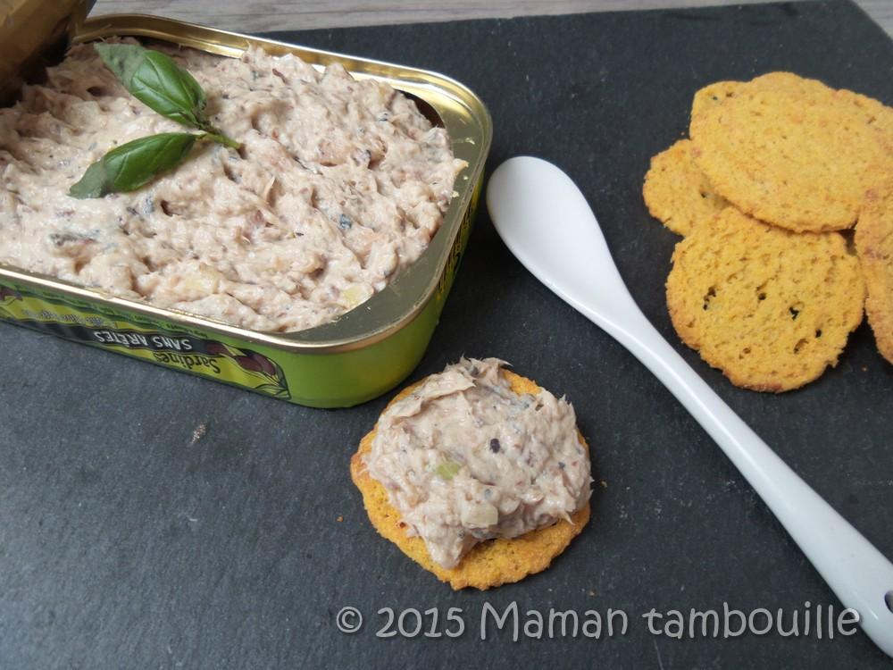 Read more about the article Rillettes de sardine