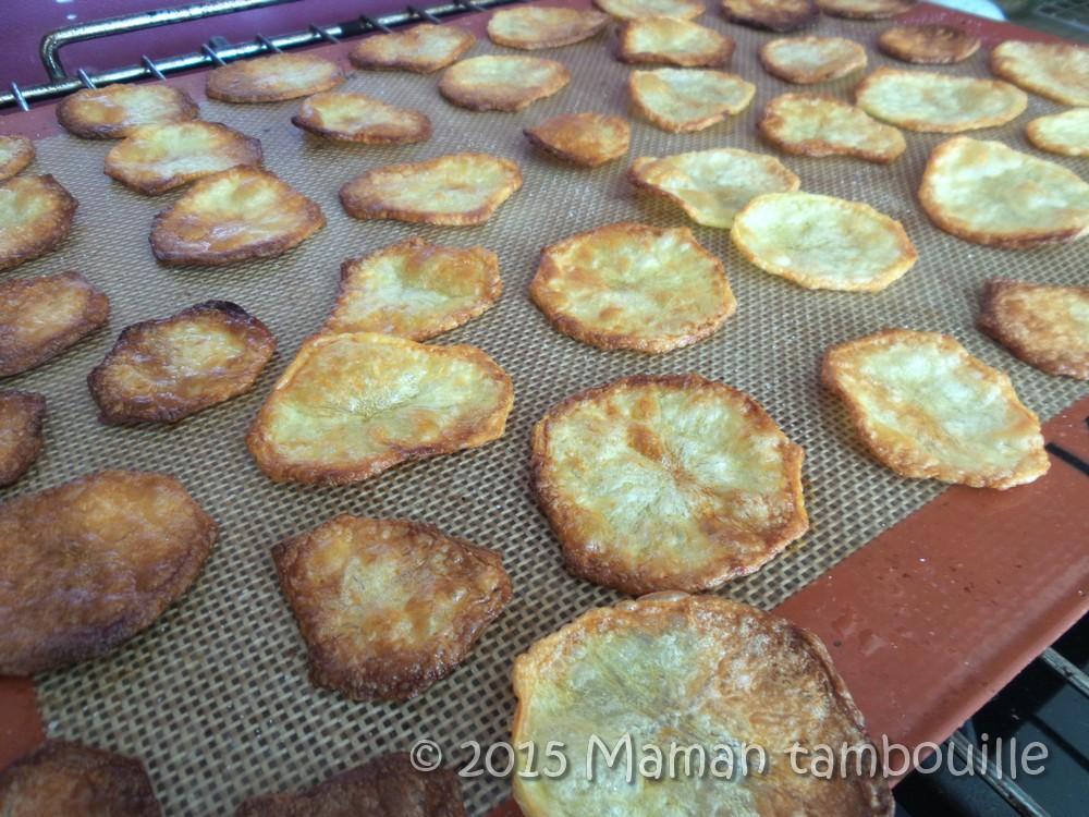 Chips maison au four sans huile ventana blog - Chips fait maison au four ...