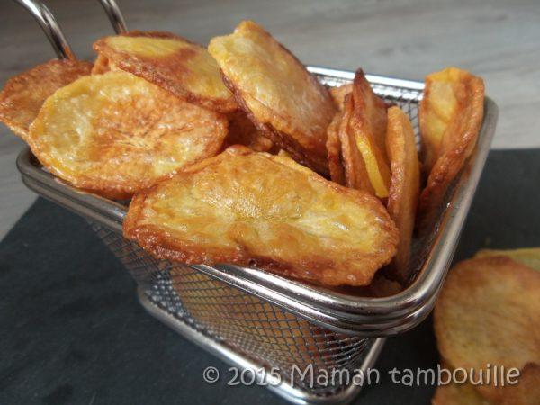 Chips au four