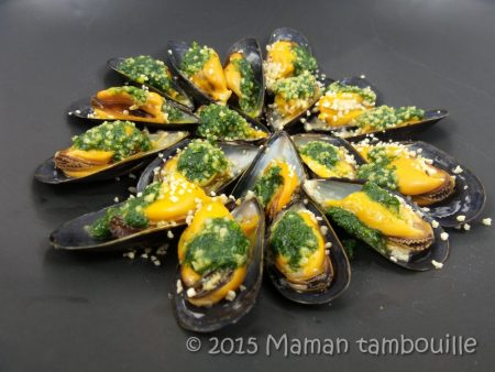 moules farcies persillade15