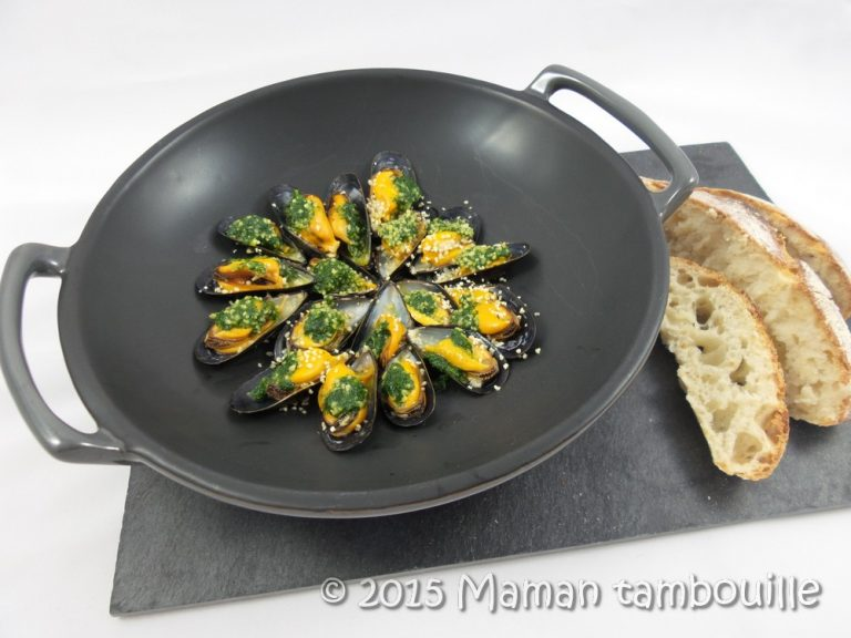 Read more about the article Moules farcies