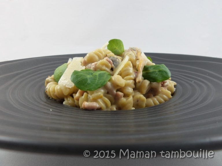 Read more about the article One pot pasta d'automne
