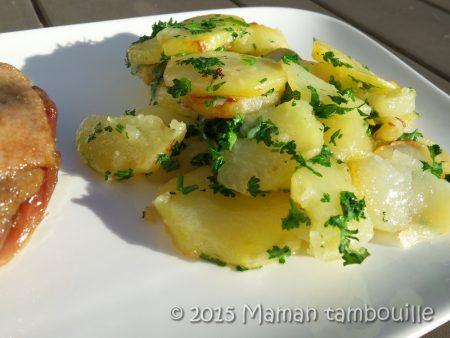 pommes de terre sarladaises au four09