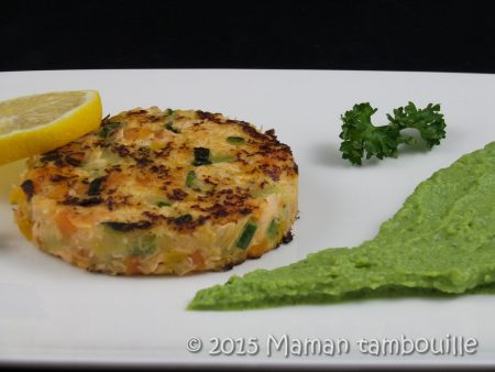 steack de saumon aux legumes38
