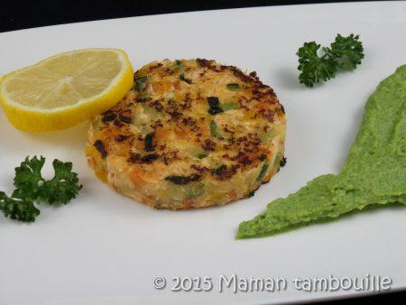 steack de saumon aux legumes39