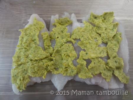 cabillaud au beurre de pistache truffé10