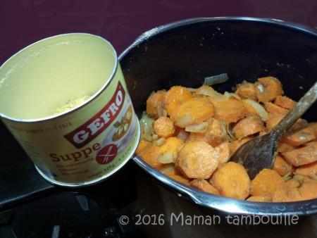 creme carotte farine de chataigne05