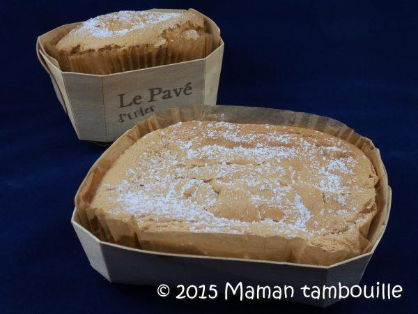 Gâteau de Savoie {sans gluten}