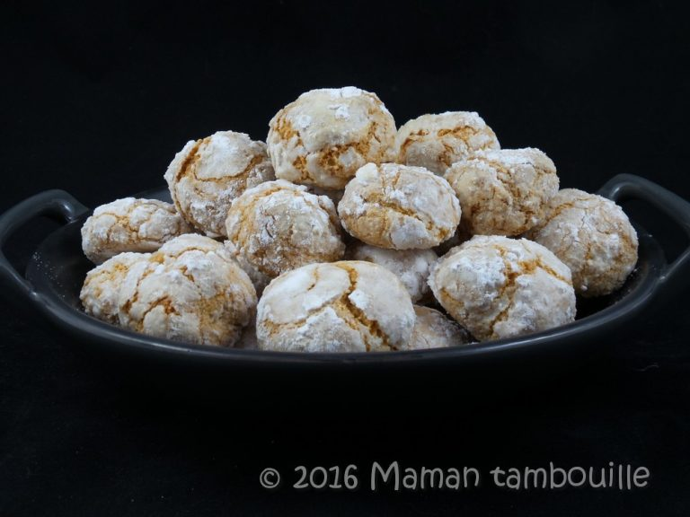 Read more about the article Macarons marocains