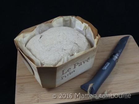 pain farine de teff13