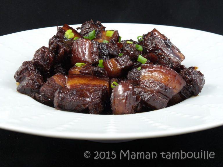Read more about the article Porc braisé à la sauce brune
