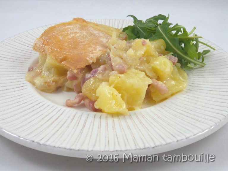 Read more about the article Tartiflette