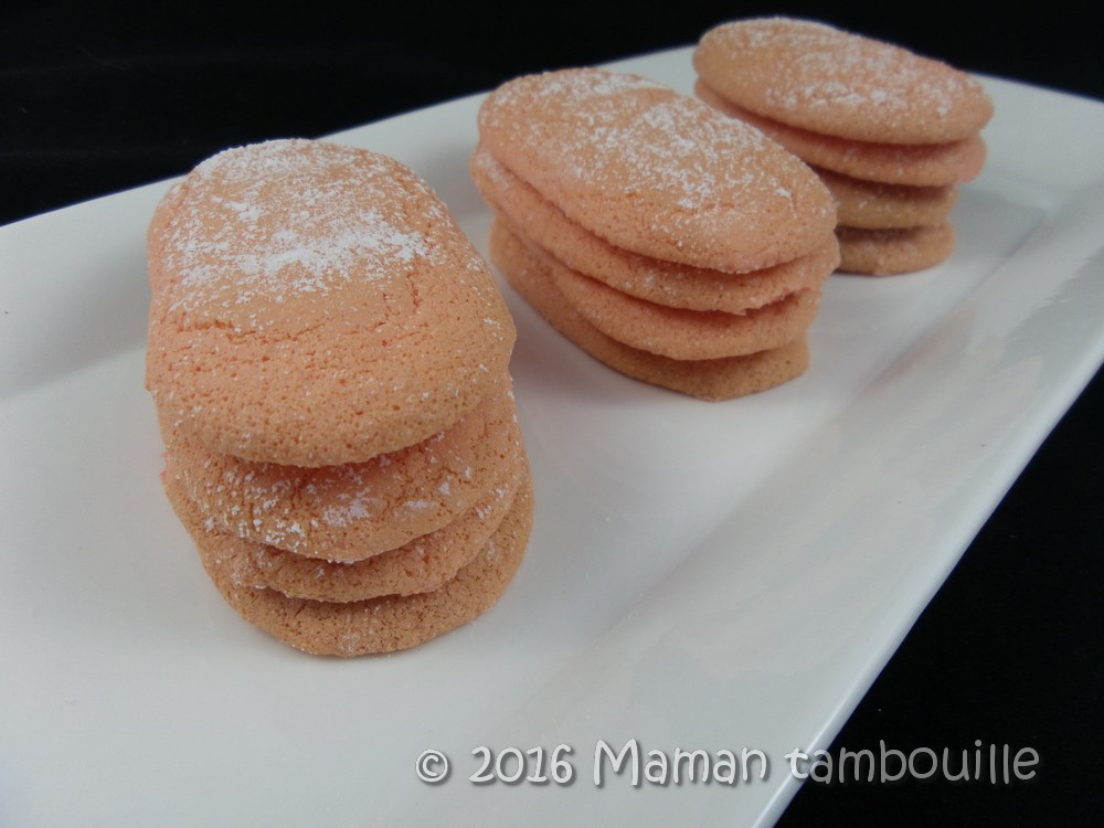 You are currently viewing Biscuits roses à la fraise