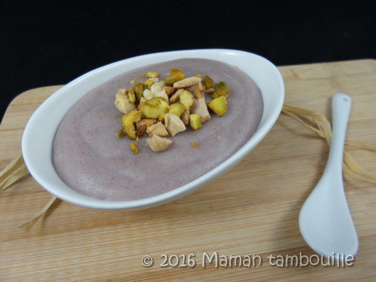 Read more about the article Crème de sorgho {sans gluten}