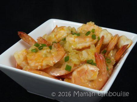crevettes sautees poivre et sel11