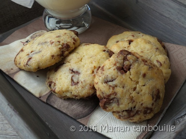cookies choco lait10