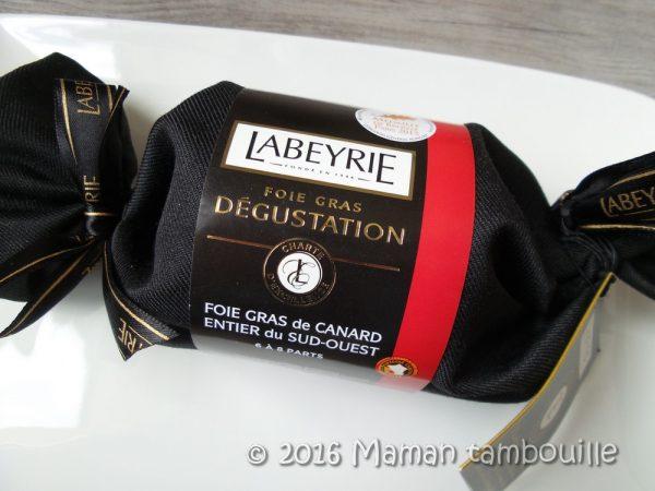 Foie gras Labeyrie