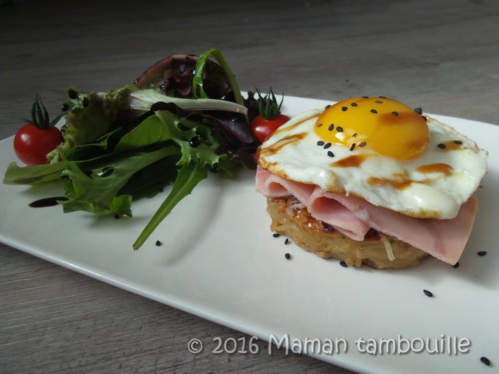 Ramen breakfast