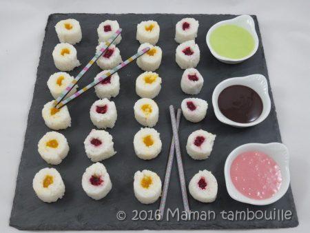 sushis sucres33