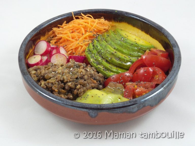Read more about the article Veggie bowl