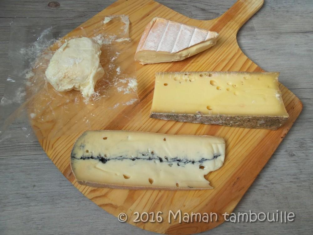La boite du fromager