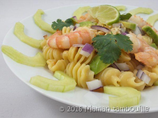 One pot pasta thai