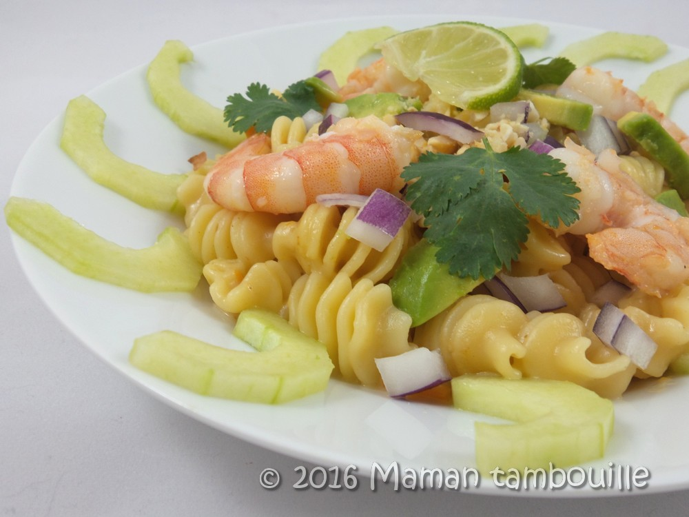 Read more about the article One pot pasta thai