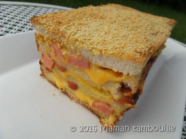 cake croque knacki16