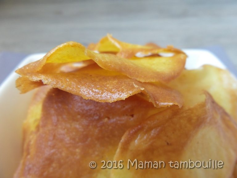 Read more about the article Chips aux blancs d'oeufs