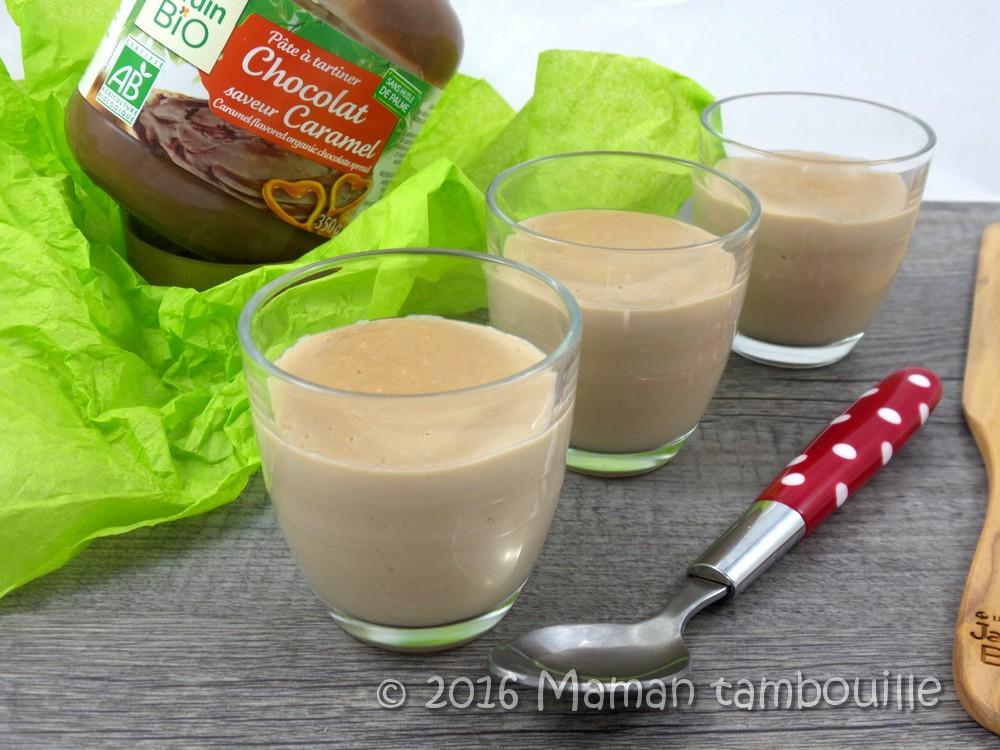 Read more about the article Crème à la pâte à tartiner