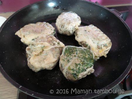 crepinette de porc puree01